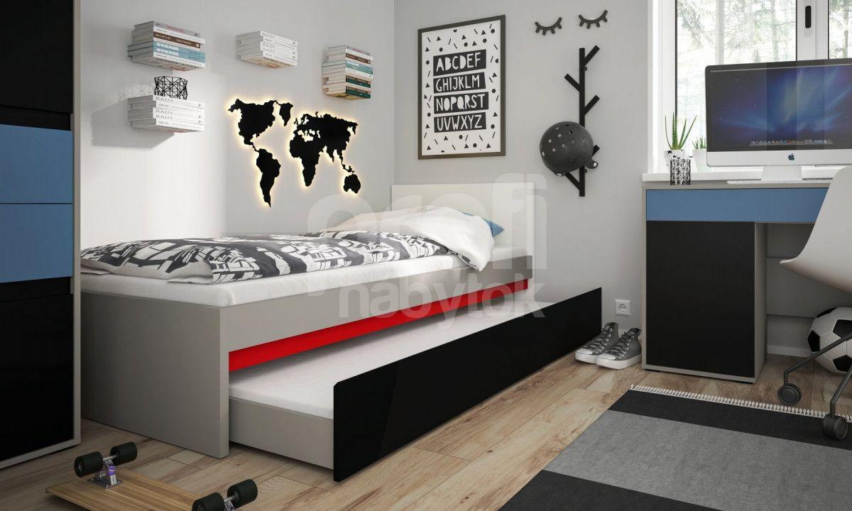 52696017e0256 LASER posteľ typ LASZ01 | E-shop | Nábytok Profi - kliknite si na ...