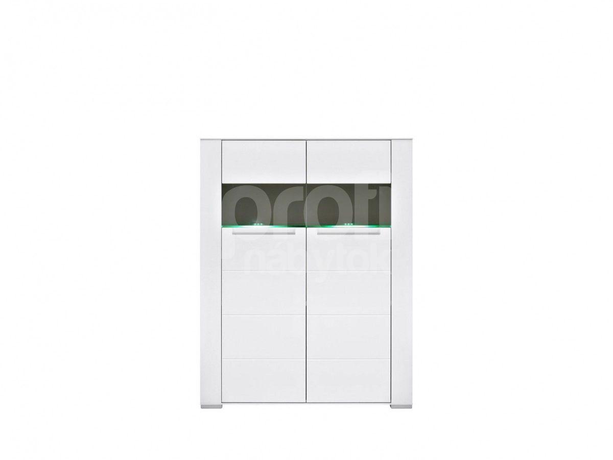 93c496d89f98f DINARO BRW REG2W/13/10 vitrína | E-shop | Nábytok Profi - kliknite ...